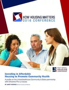 Investing in Affordable Housing to Promote Community Health